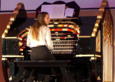Jamyma plays the East Sussex National Wurlitzer in a concert featuring the three top placed entrants to the ATOS UK YTOY Competition - April 2016